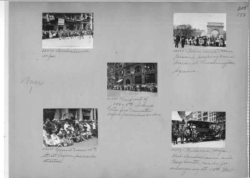 Mission Photograph Album - America #1 page 0173