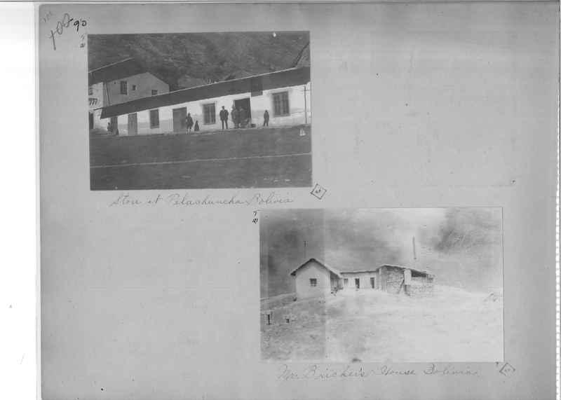 Mission Photograph Album - South America O.P. #2 page 0090