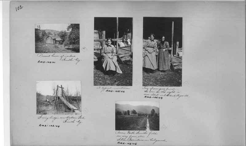 Mission Photograph Album - America #2 page 0102