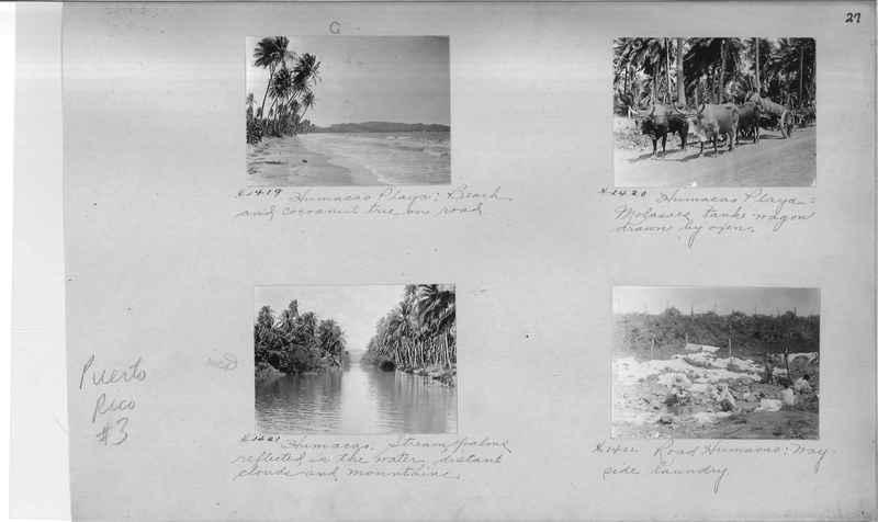 Mission Photograph Album - Puerto Rico #3 page 0027