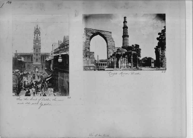 Mission Photograph Album - India - O.P. #01 Page 0174