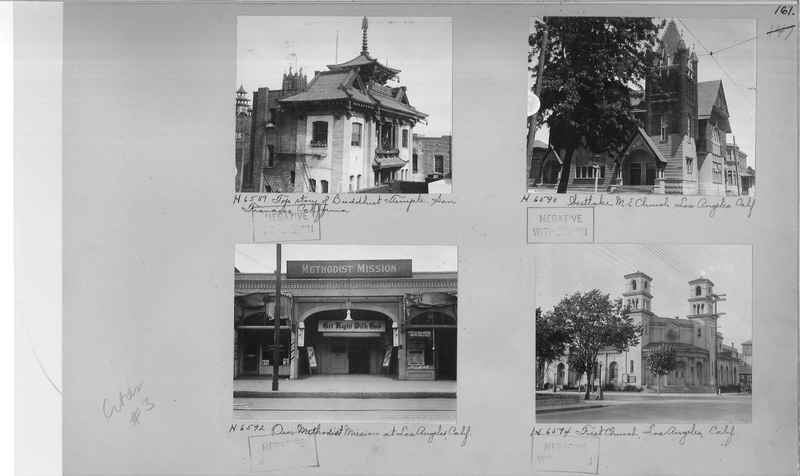 Mission Photograph Album - Cities #3 page 0161