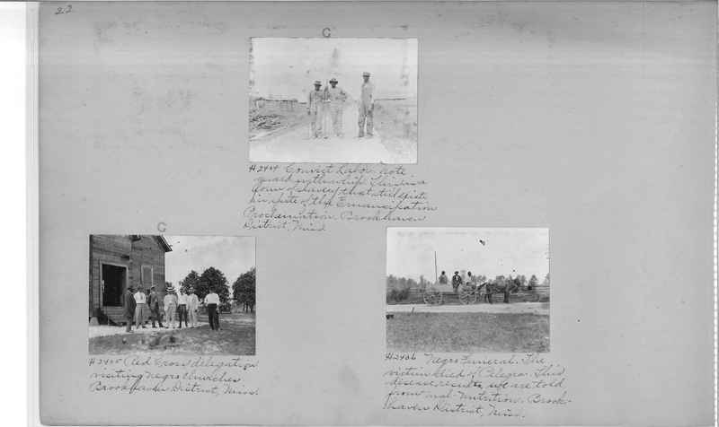 Mission Photograph Album - Negro #1 page 0022