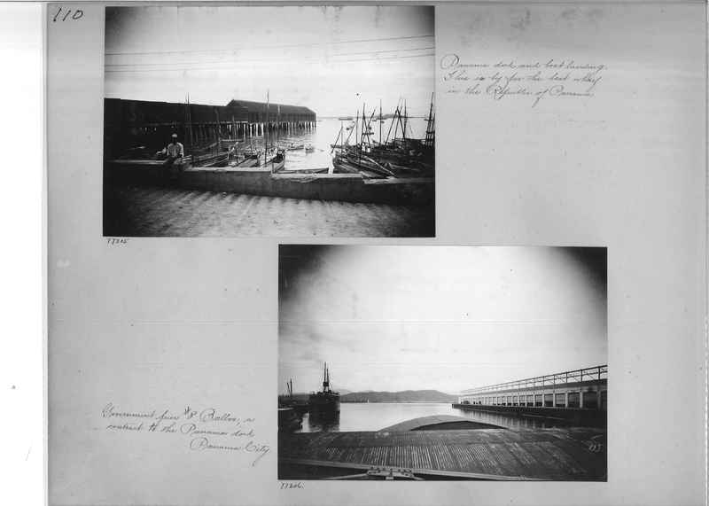 Mission Photograph Album - Panama #03 page 0110