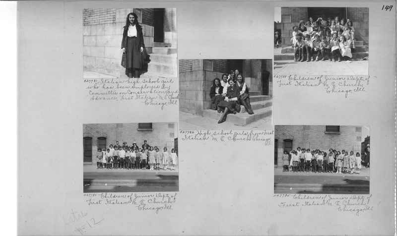 Mission Photograph Album - Cities #12 page 0149