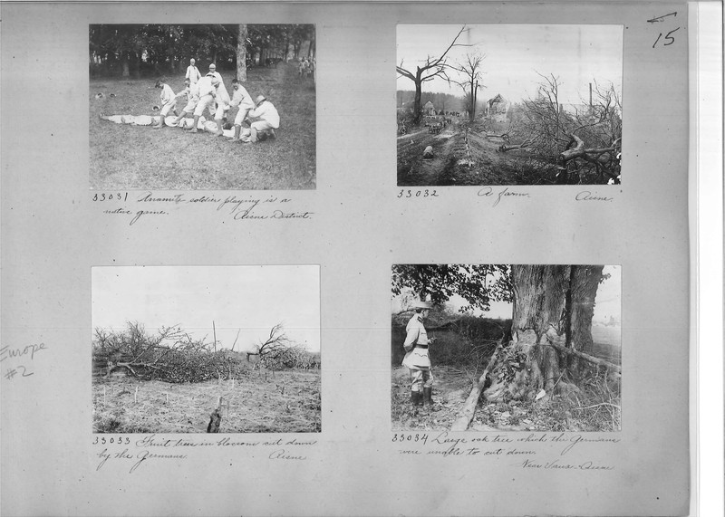 Mission Photograph Album - Europe #02 Page 0015