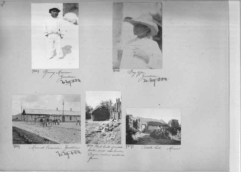 Mission Photograph Album - Mexico #05 page 0204