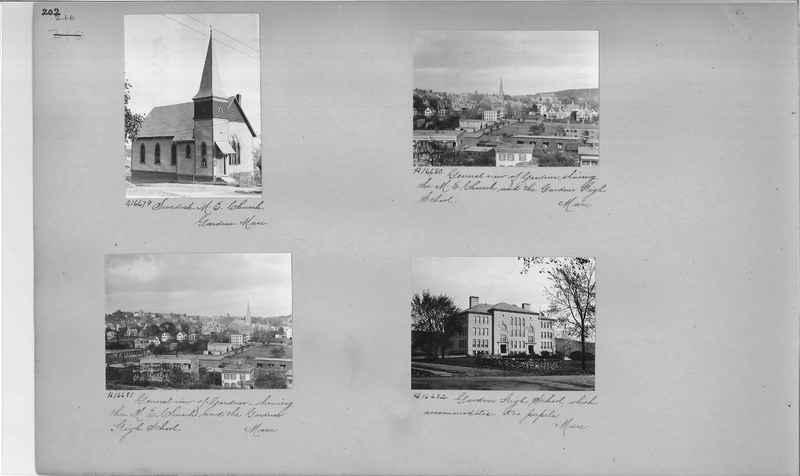 Mission Photograph Album - Cities #8 page 0202