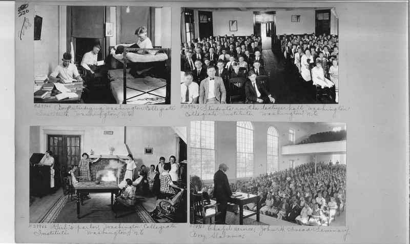 Mission Photograph Album - Education #1 page 0230