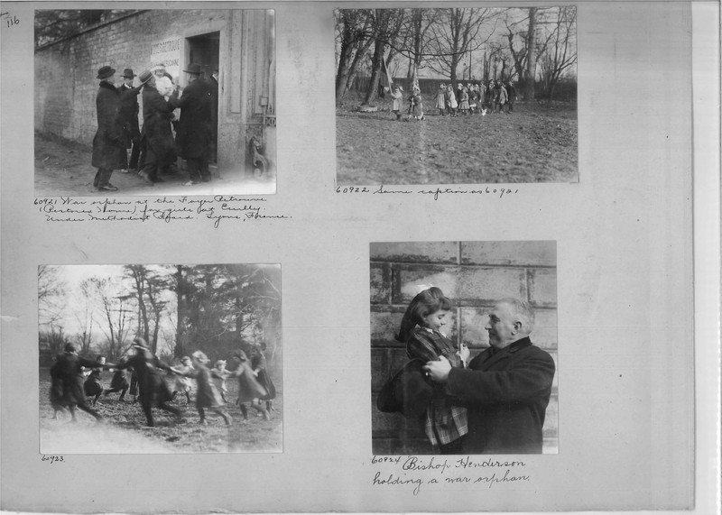 Mission Photograph Album - Europe #03 Page 0116