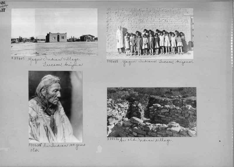 Mission Photograph Album - Indians #2 page_0188