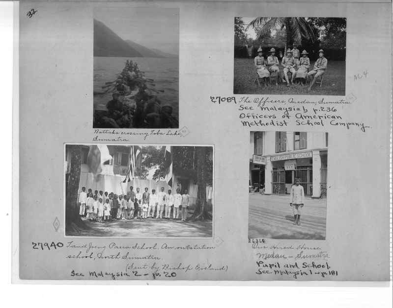 Mission Photograph Album - Malaysia O.P. #1 page 0032