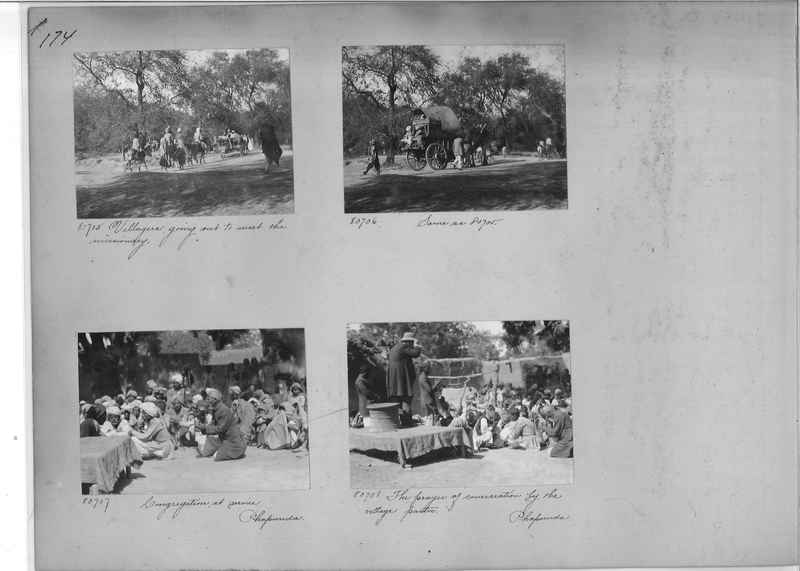 Mission Photograph Album - India #09 Page 0174