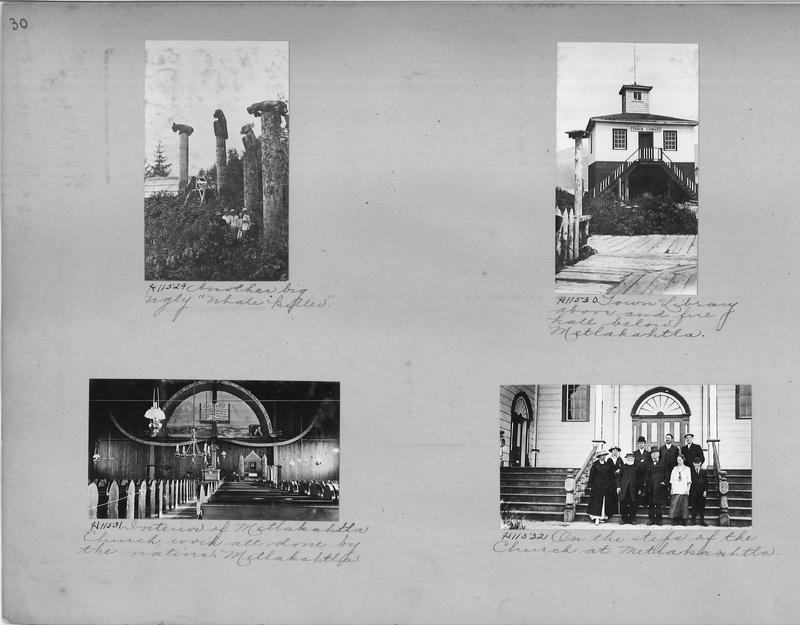 Mission Photograph Album - Alaska #1 page 0030