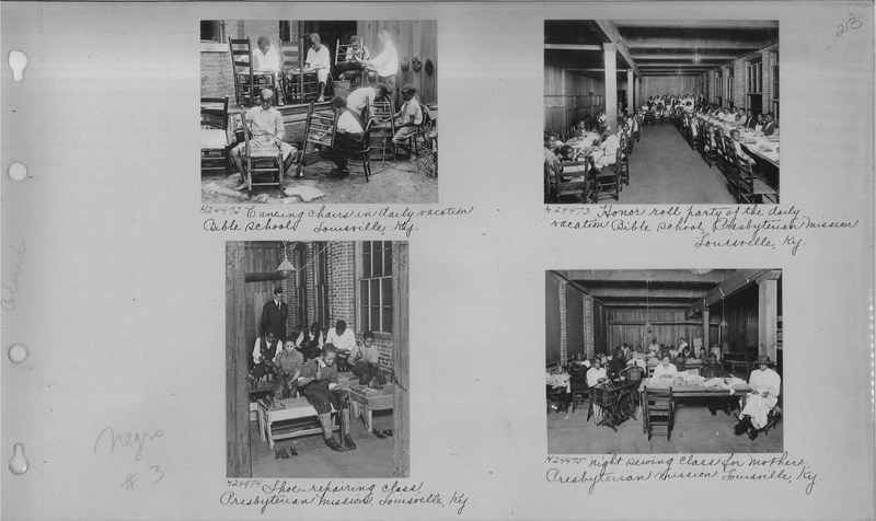 Mission Photograph Album - Negro #3 page 0213