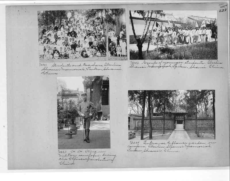 Mission Photograph Album - China #9 page 0233