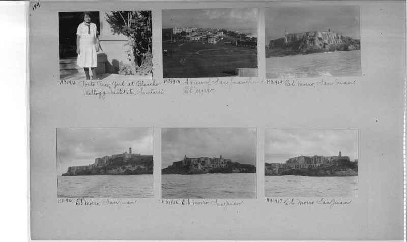 Mission Photograph Album - Puerto Rico #3 page 0184