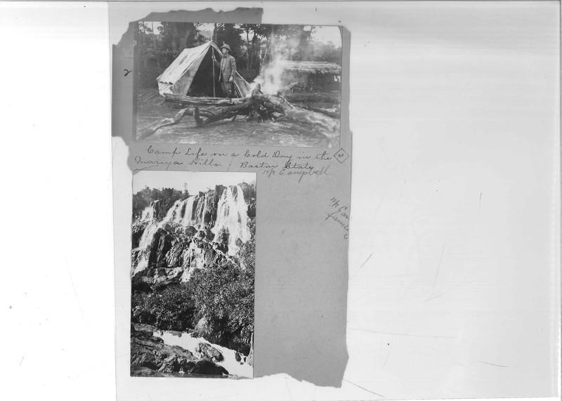Mission Photograph Album - India - O.P. #02 Page 0002