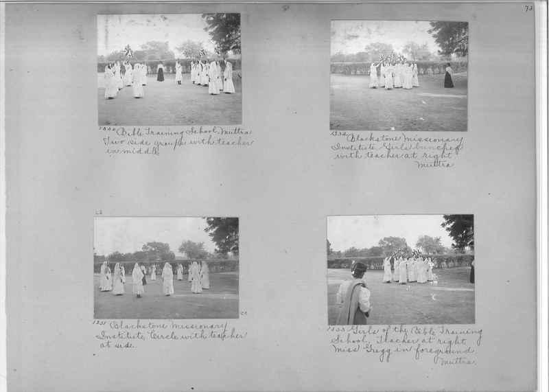 Mission Photograph Album - India #01 page 0073