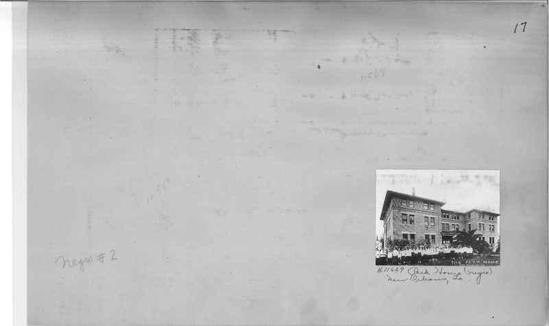 Mission Photograph Album - Negro #2 page 0017