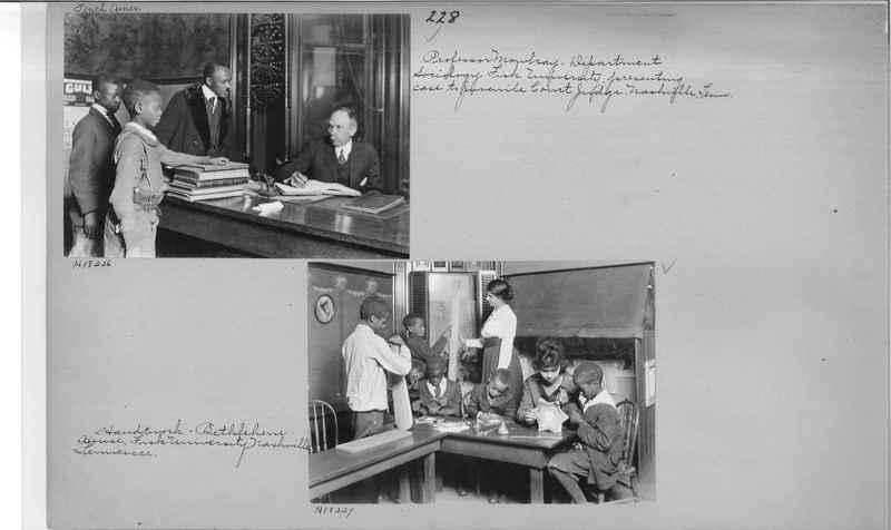 Mission Photograph Album - Negro #2 page 0228