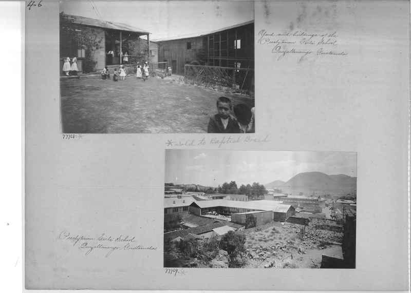 Mission Photograph Album - Panama #04 page 0046