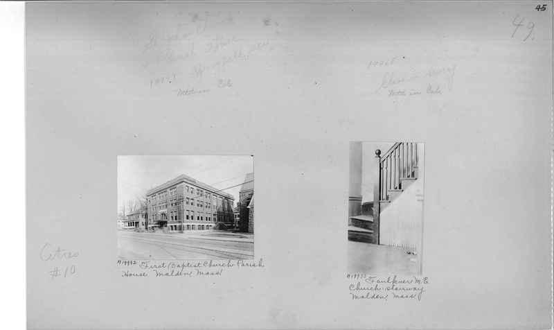 Mission Photograph Album - Cities #10 page 0045