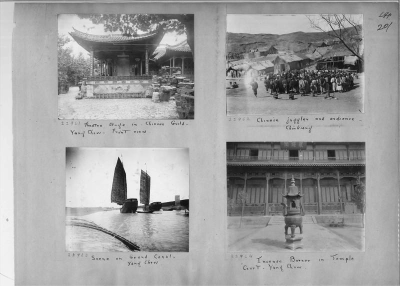 Mission Photograph Album - China #6 page 0201