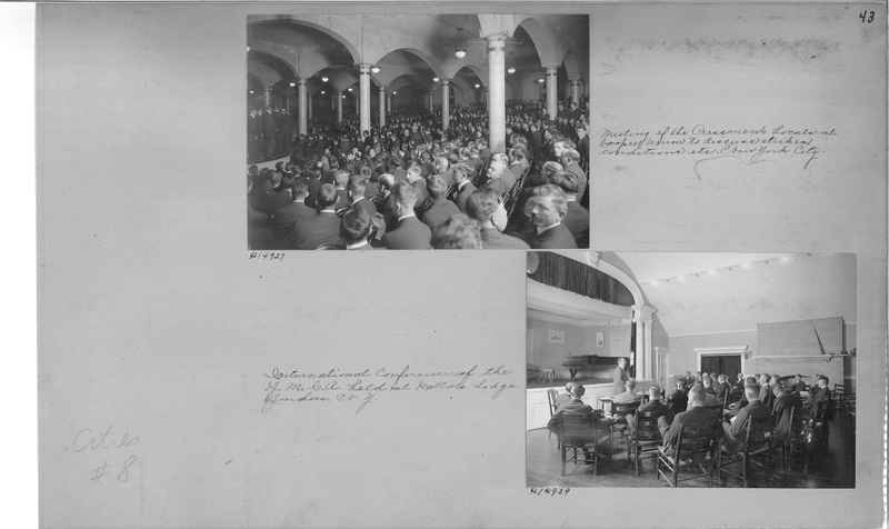 Mission Photograph Album - Cities #8 page 0043