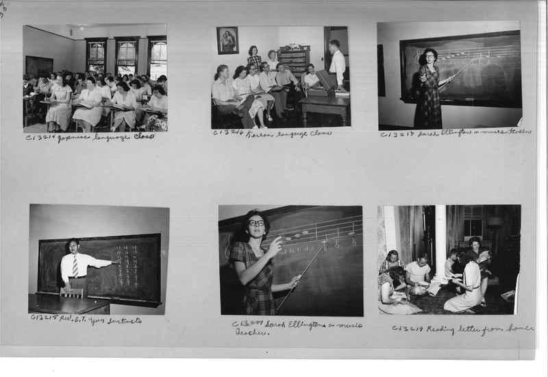 Mission Photograph Album - Portraits #13 Page 0030