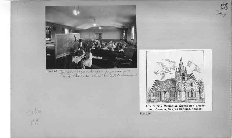 Mission Photograph Album - Cities #15 page 0205