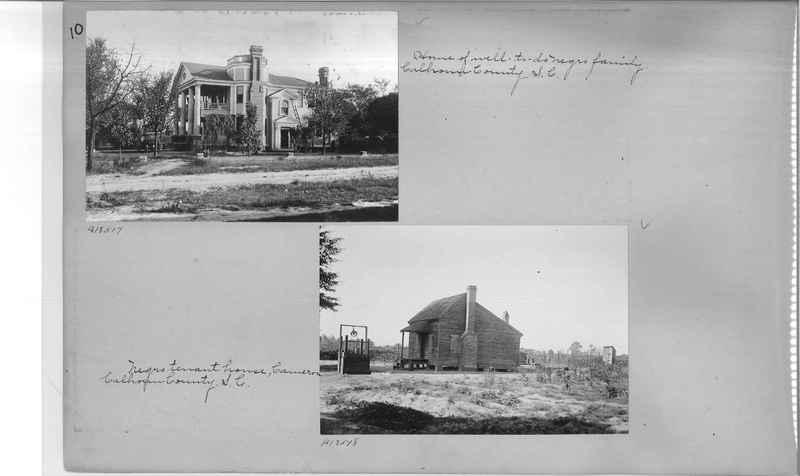 Mission Photograph Album - Negro #3 page 0010