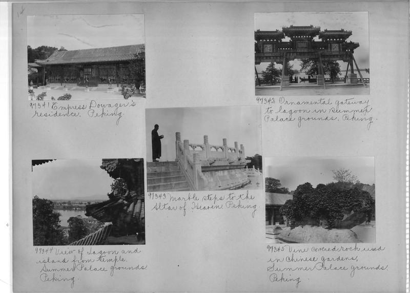 Mission Photograph Album - China #15 page 0014