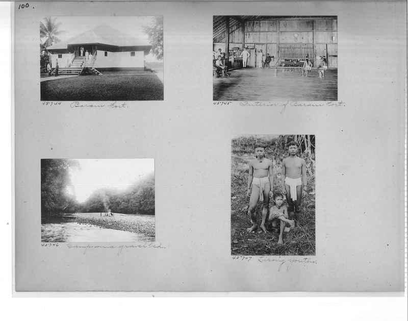 Mission Photograph Album - Malaysia #4 page 0100