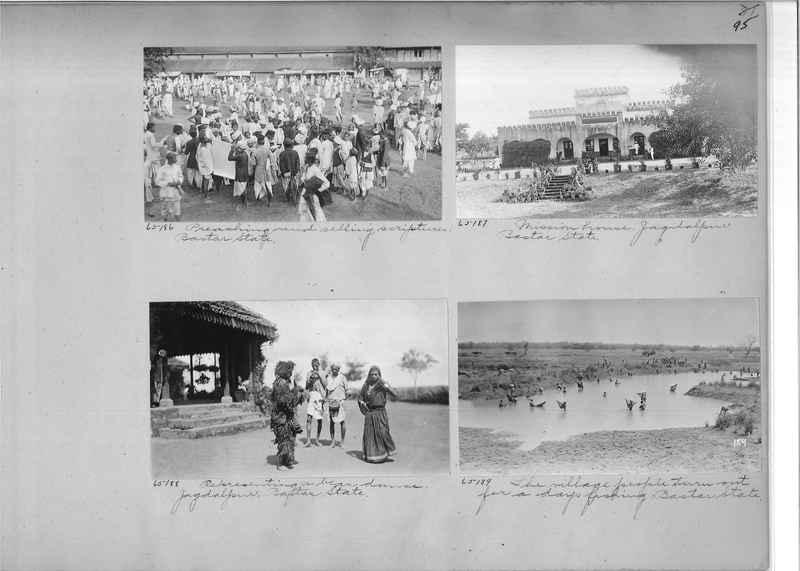 Mission Photograph Album - India #08 Page 0095