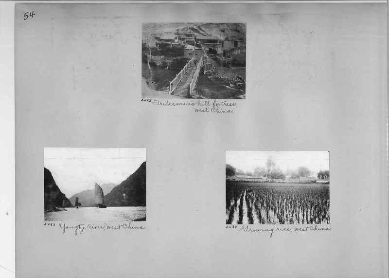 Mission Photograph Album - China #2 page  0054
