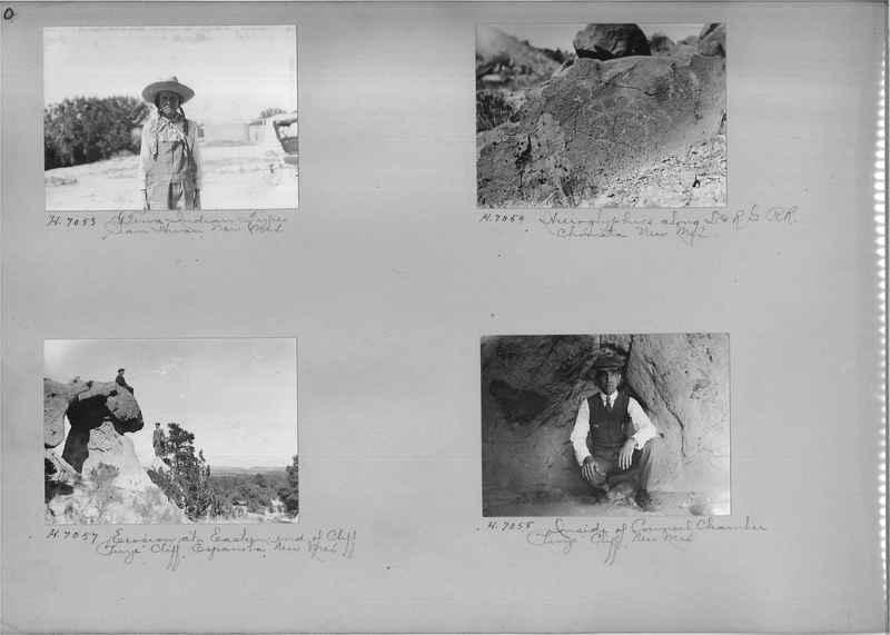 Mission Photograph Albums - Indians #1 page 0160