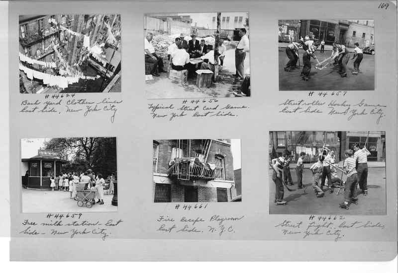 Mission Photograph Album - Cities #18 page 0169