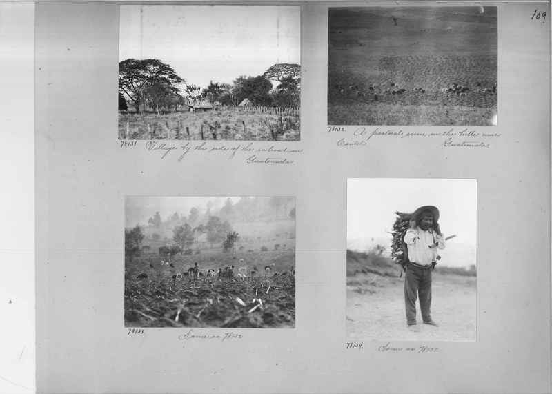 Mission Photograph Album - Panama #04 page 0109