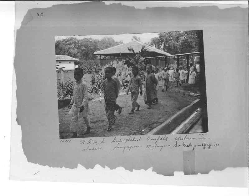 Mission Photograph Album - Malaysia O.P. #1 page 0090