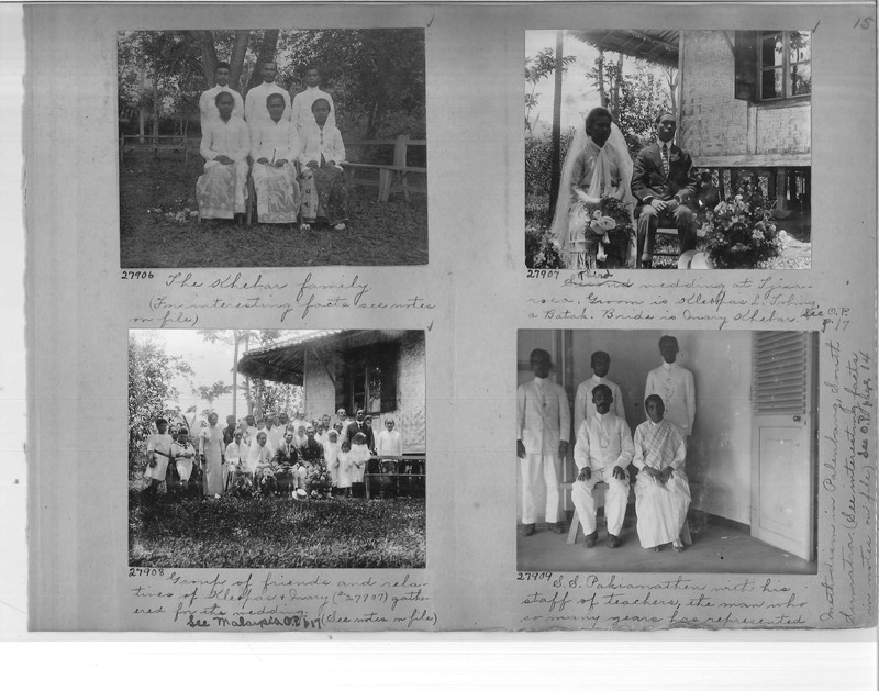 Mission Photograph Album - Malaysia #2 page 0015