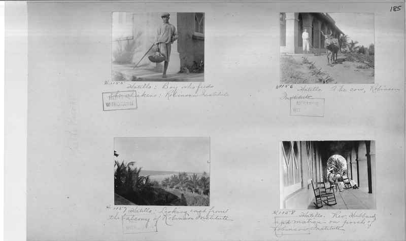 Mission Photograph Album - Puerto Rico #2 page 0185