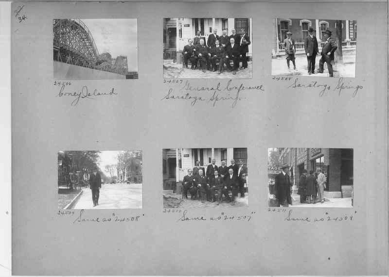 Mission Photograph Album - America #1 page 0034
