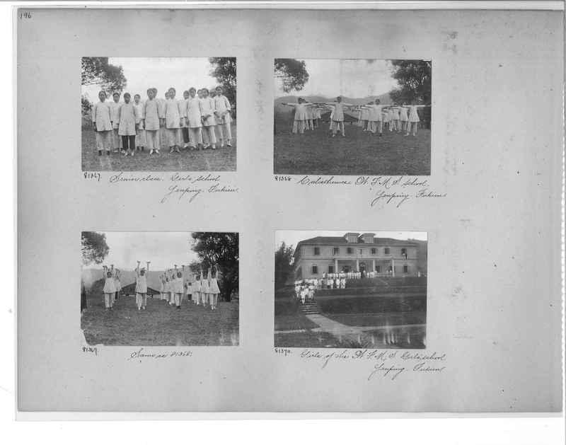 Mission Photograph Album - China #10 pg. 0196