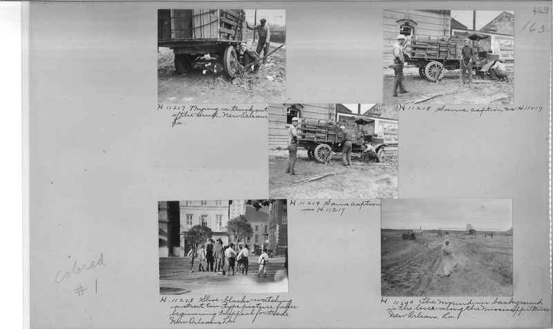 Mission Photograph Album - Negro #1 page 0163