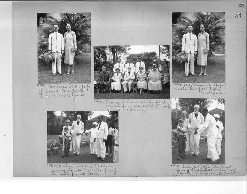 Mission Photograph Album - Malaysia #7 page 0119