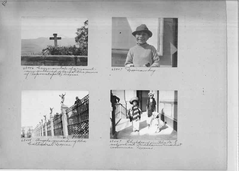 Mission Photograph Album - Mexico #04 page 0112