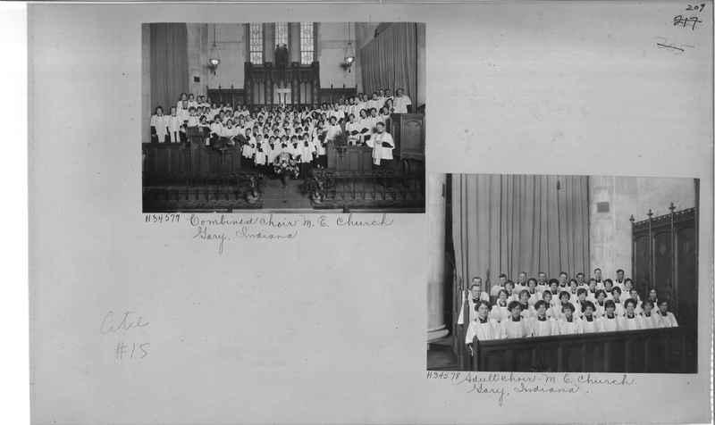 Mission Photograph Album - Cities #15 page 0209
