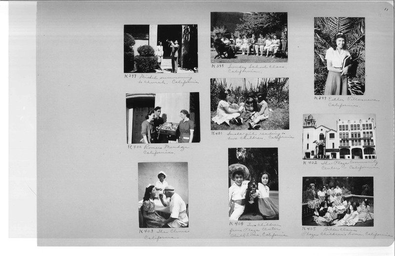 Mission Photograph Album - Latin America #3 page 0011