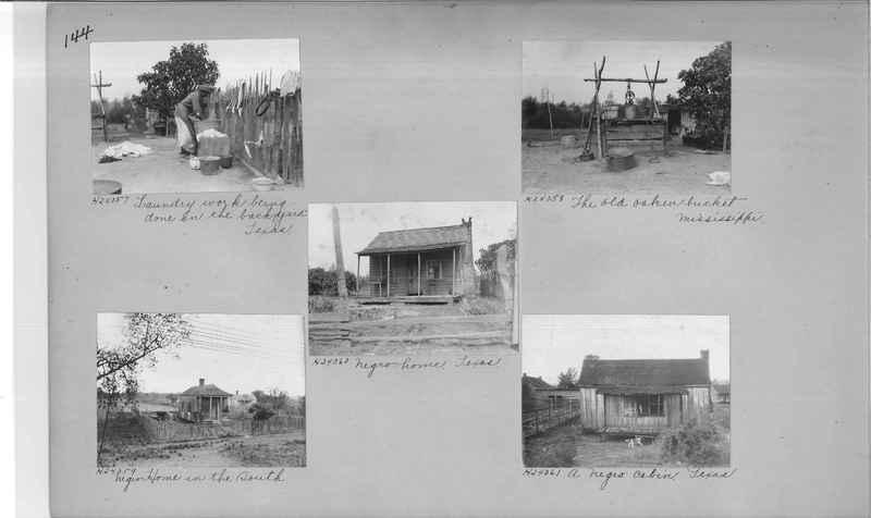 Mission Photograph Album - Negro #3 page 0144